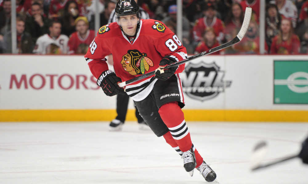 USP NHL: VANCOUVER CANUCKS AT CHICAGO BLACKHAWKS S HKN USA IL