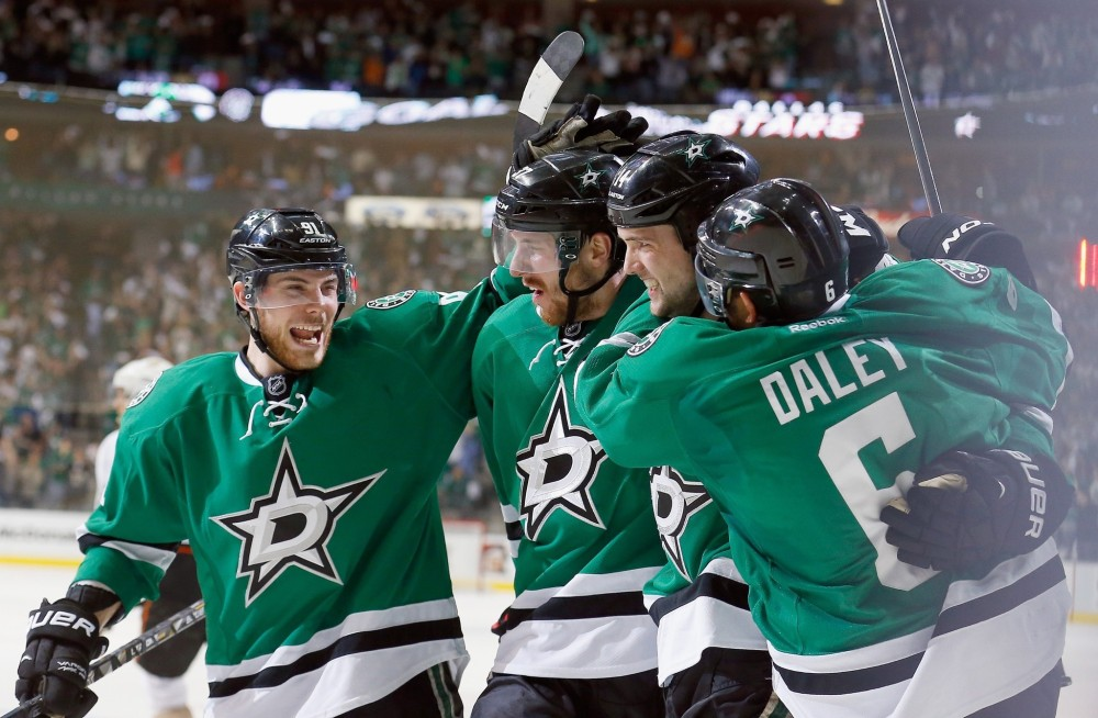 Anaheim Ducks v Dallas Stars - Game Three