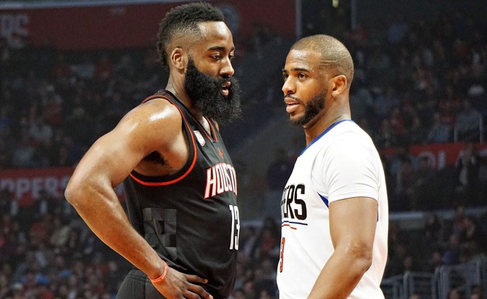 NBA - Los Angeles Clippers vs Houston Rockets